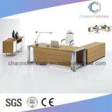 Bureau moderne de gestionnaire de modèle de bureau de meubles de carton