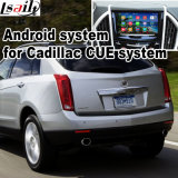 Interfaccia Android del sistema di percorso di GPS video per Cadillac Srx