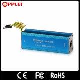 Protetor de impulso interno das canaletas RJ45 100Mbps do interruptor 8 do Ethernet