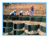 HDPE Geocell in Weg is en de Bescherming van de Oppervlakte van de Helling