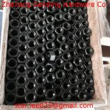 Gr8 en acier au carbone noir Oxyde Hex Nut épais