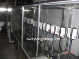 El desempolvamiento de la cabina para el plástico ULTRAVIOLETA parte la línea de capa automática