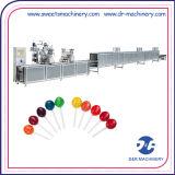 Linha de produção depositada Lollipop dos doces do Lollipop que faz o equipamento