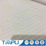 有機性綿のジャカードによって編まれるマットレスファブリック