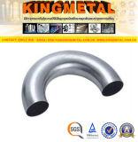 ajustage de précision de pipe sanitaire inoxidable du coude 3A 180