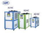 Refrigerador de agua refrescado un aire industrial más barato de la fábrica para el moldeo por inyección