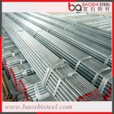 ERW Tuberías de acero pre-galvanizadas para materiales de construcción