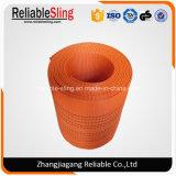 cinghia/cinghia resistenti della tessitura del poliestere dell'arancio di 300mm