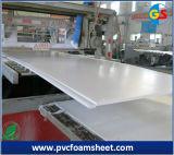 Hoja de la espuma del PVC de la visualización de las carteleras de Adverising del poliuretano
