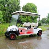 4 Passagier kundenspezifische elektrische Golf-Karre