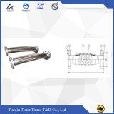 Foshan 3 mangueira ondulada da trança do aço inoxidável 304 do metal de Flexibel da tubulação da polegada