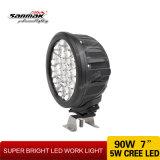 Luz de conducción de 90W LED del más nuevo poder más elevado 7 '' para del camino