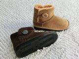 Ботинки снежка теплого красивейшего высокого качества мягкие для людей Wonmen