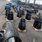 Riduttore del tubo del acciaio al carbonio di alta qualità