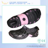 Breathable im Freien beiläufiger Klotz bereift Unisexsport-Schuhe