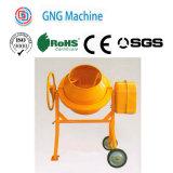 Type mélangeur concret de brouette de roue