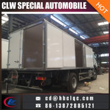 China Make Iveco 4X2 Cold Van Truck Refrigerator Truck