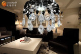 Sala de jantar Sala de estar Pendant Lighting Modern Crystal Chandelier Om88153