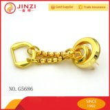 Nouveau design D Ring Chain Buckles Component Metal Bag Fitting