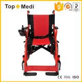 Neues heißes Verkaufs-Produkt arbeitsunfähiger faltender Energien-elektrischer Rad-Stuhl am preiswertesten