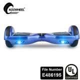 Scooter de équilibrage d'individu de long terme de la conformité UL2272, scooter électrique avec le bon prix