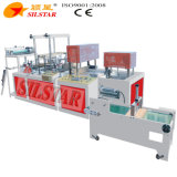 Gbzd-600 Four-rebatidos & T-Shirt Bag Making Machine