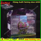 Cassetto di plastica dell'imballaggio per Freshfruit o la vendita della frutta del supermercato