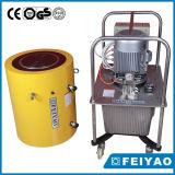 Cilindro idraulico di tonnellaggio a semplice effetto di Hight di prezzi di fabbrica (FY-CLSG)