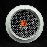 HVAC 시스템 둥근 공기 Eggcrate 석쇠 공기 유포자