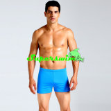 Homens Boxer Brief Swimwears