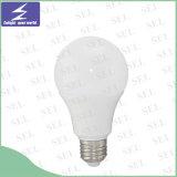 Lumière d'ampoule en plastique de l'aluminium DEL de qualité