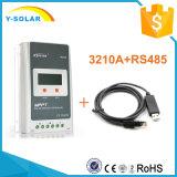 Regulador Tr3210A del panel solar del Ce de Epever 30A 12V/24V MPPT LCD