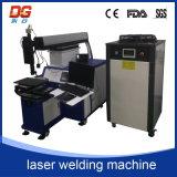 De nieuwe Machine van het Lassen van de Laser van de As van Word van de Reclame 400W 4 Automatische