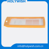 Para la venta plástico titular de la tarjeta de crédito con inserciones coloridas Lanyards