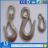 Crochets d'encavateur de la chape Ss304 ou Ss316 d'acier inoxydable