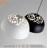 lámpara pendiente del diseño blanco y negro 5W para el restaurante con el Ce, RoHS