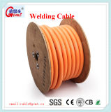 Сели на мель резина изолировала изолированный PVC гибкий кабель заварки