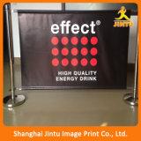 Drapeau vertical durable bon marché d'indicateur de rue de vinyle
