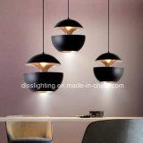 Luz moderna do pendente da forma de Apple da lâmpada de The Sun do projeto da originalidade para a decoração interior