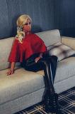 Volle feste Silikon-Geschlechts-Puppe für Mann-Agens wünschte lebensgrosse reale Mädchen-Puppe der Cer-Bescheinigung-165cm