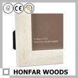 Естественная картинная рамка твердой древесины для Desktop украшения