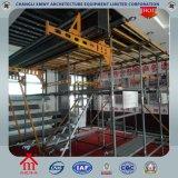 Стальная форма-опалубка сляба для бетона, сделанная в Китае