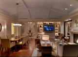 Intégré Plafond Aluminium moulé sous pression 8 pouces 30W COB LED Downlighting