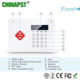 Sistema de alarma sin hilos elegante del G/M de la seguridad del APP Cid SMS (PST-G66B)