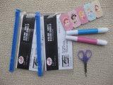 Мешок карандаша PVC высокого качества милый пластичный для студента