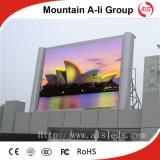 Hohe Helligkeit P16 farbenreicher im Freienled-Bildschirm