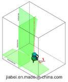 L'incrocio verde del fascio di Danpon allinea la fodera Vh88 del laser