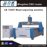 Alta qualidade da libra! Máquina de gravura do Woodworking do CNC