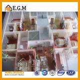 Modelos de la escena de los modelos del interior/fabricación del modelo del apartamento/del modelo del edificio