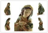 Статуя Mary серии церков корабля смолаы поставкы